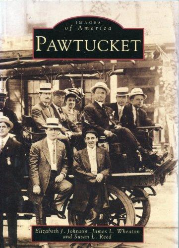 9780752402437: Images of America: Pawtucket, RI