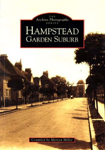 9780752403199: Hampstead Garden Suburb: Arts and Crafts Utopia? (Archive Photographs)