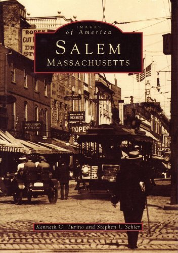 9780752404042: Salem, Massachusetts (Images of America (Arcadia Publishing))