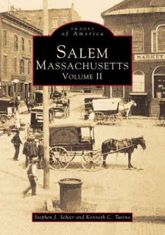 9780752405810: Salem Massachusetts Volume II (MA) (Images of America)