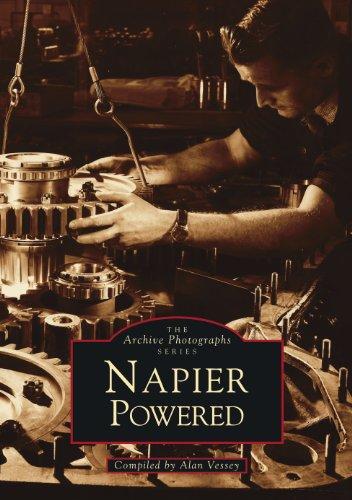 9780752407661: Napier Powered (Images of England)