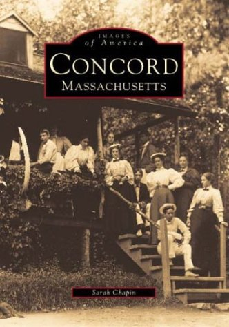 9780752408477: Concord (MA) (Images of America)