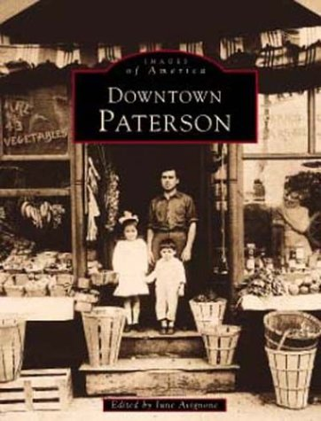 Downtown Paterson (Images of America)