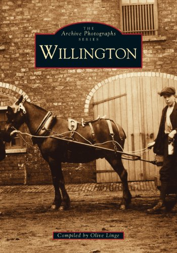 Willington (Archive Photographs): Olive Linge