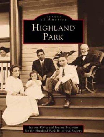 9780752413037: Highland Park Nj (Images of America (Arcadia Publishing))