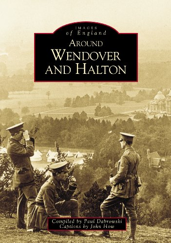 9780752416946: Around Wendover and Halton (Images of England)