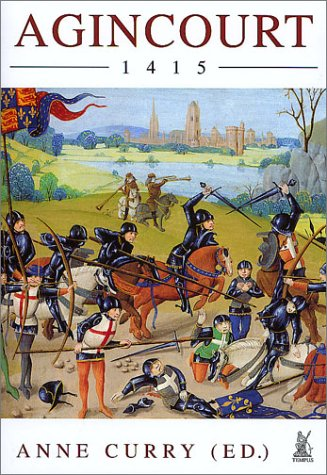 9780752417806: The Battle of Agincourt 1415