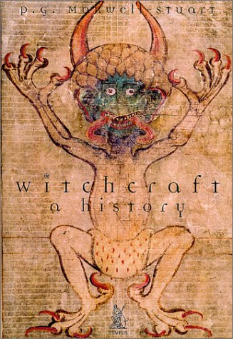 9780752417868: Witchcraft: A History