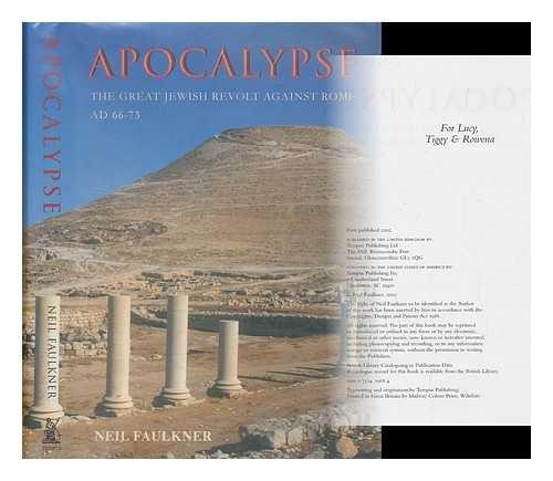 9780752419688: Apocalypse: The Great Jewish Revolt Against Rome
