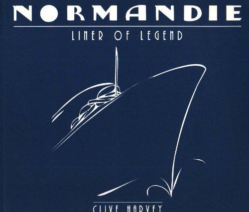 9780752421391: Normandie: Liner of Legend