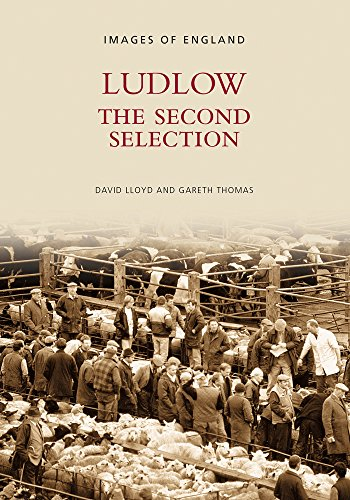 Ludlow The Second Selection (Paperback): David Lloyd, Gareth
