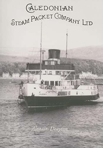Caledonian Steam Packet Company Ltd: Alistair Deayton
