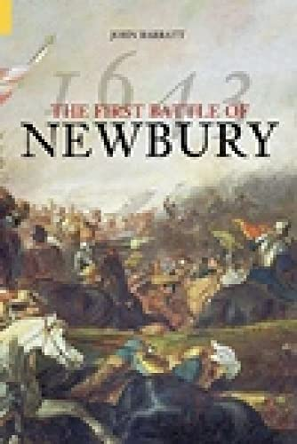 9780752425696: The First Battle of Newbury 1643