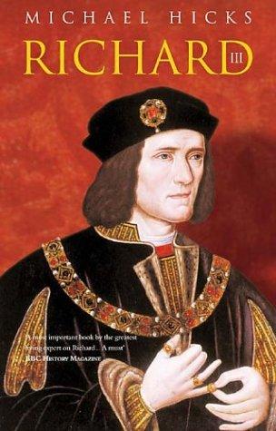 9780752425894: Richard III (English Monarchs)