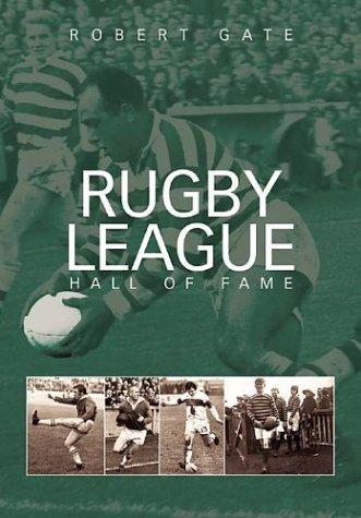 9780752426938: Rugby League Hall of Fame