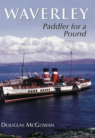 9780752428772: Waverley: Paddler for a Pound