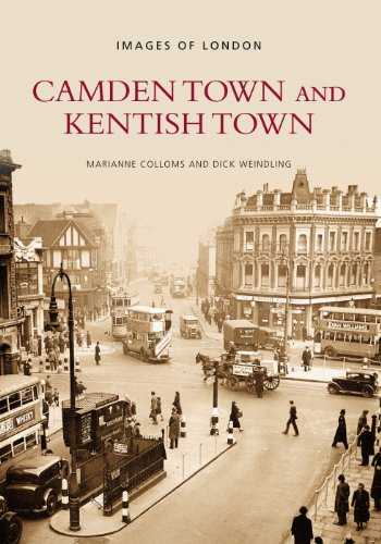 9780752429229: Camden Town and Kentish Town (Archive Photographs: Images of London)