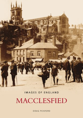 9780752430188: Macclesfield (Images of England)