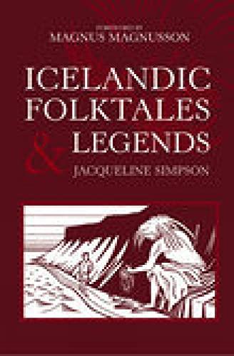 Icelandic Folktales & Legends (Revealing History (Paperback)): Simpson, Jacqueline