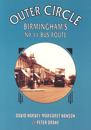 Outer Circle: Birmingham's No. 11 Bus Route (Archive Photographs: Images of England): Harvey, ...