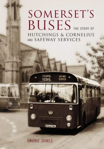 9780752431710: Somerset's Buses