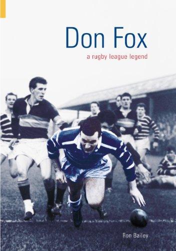 9780752432205: Don Fox: A Rugby League Legend