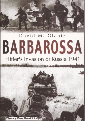 9780752432816: Barbarossa