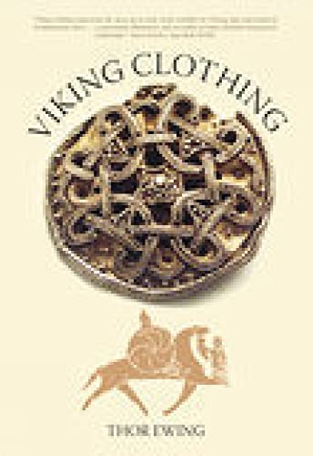 Viking Clothing 9780752435879 Contrary to popular myth, the Vikings had a reputation for neatness and their fashions were copied far beyond the realms of Scandinavia. Those who could afford to displayed a love of fine clothes made from silks, from lightweight worsteds in subtly woven twills, and from the finest of linens. This accessible new book is the first to tackle the question of what the Vikings wore, drawing on evidence from art and archaeology, literature, and linguistics to arrive at a fresh understanding of the nature of Viking clothing, covering rich and poor, men and women across Scandinavia. It includes an overview of Viking textiles and dyeing, and an exploration of cloth production and clothing in the context of Viking society as a whole, as well as a detailed consideration of both male and female outfits and a new interpretation of the suspended dress.