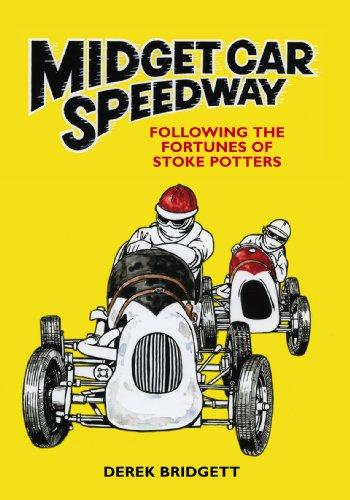 Midget Car Speedway: Derek Bridgett