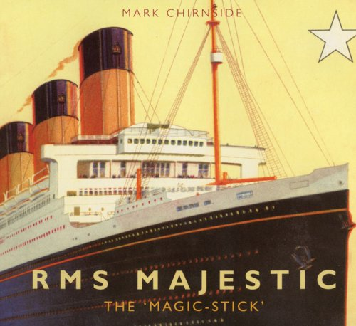 9780752438771: Rms Majestic: The 'magic-stick'