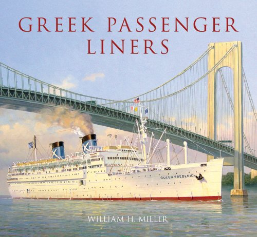 9780752438863: Greek Passenger Liners
