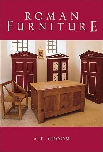 9780752440972: Roman Furniture