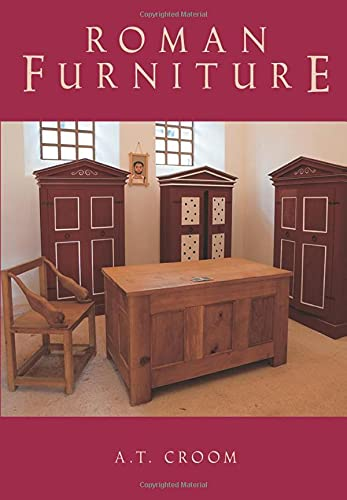 9780752440972: Roman Furniture