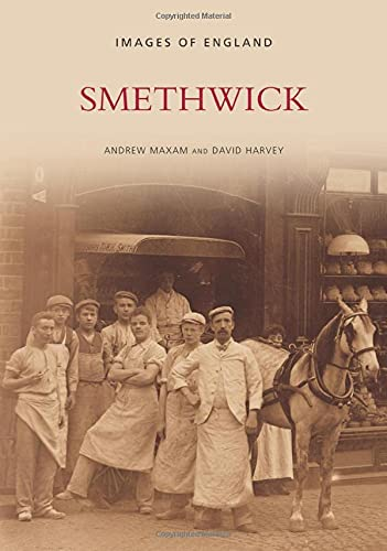 Smethwick (SCARCE FIRST EDITION, FIRST PRINTING SIGNED BY THE AUTHOR)
