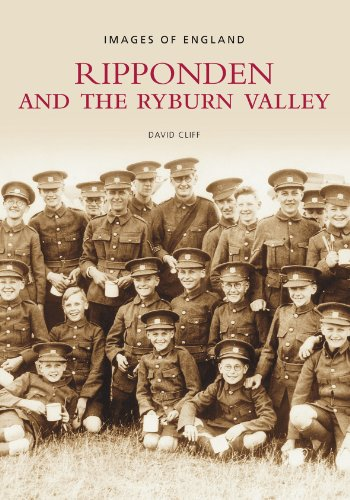 9780752444123: Ripponden and the Ryburn Valley (Images of England)