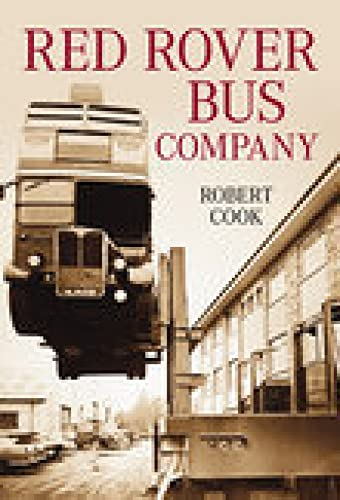 9780752444420: Red Rover Bus Company