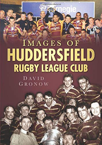 9780752451350: Images of Huddersfield Rugby League Club