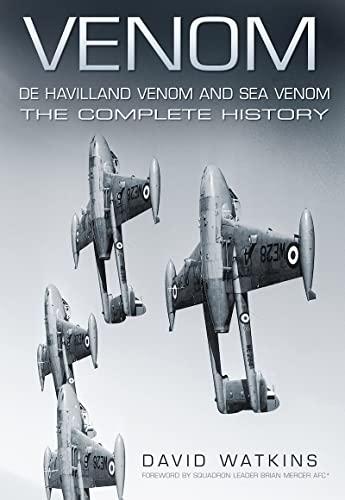 9780752452005: Venom, de Havilland Venom and Sea Venom