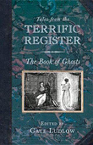 9780752454160: Tales from the Terrific Register: The Book of Ghosts