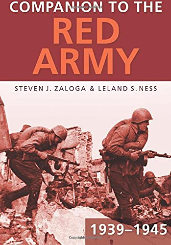 9780752454757: Companion to the Red Army 1939-1945