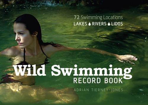 9780752457130: Wild Swimming Record Book