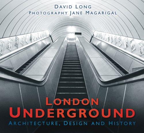 9780752458120: London Underground: Architecture, Design and History
