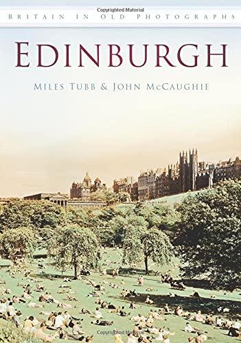 9780752459189: Edinburgh In Old Photographs