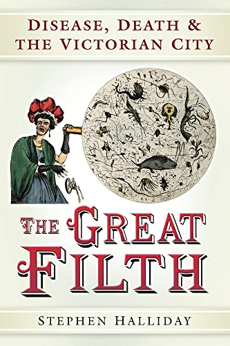 The Great Filth: The War Against Disease in Victorian England: Stephen Halliday