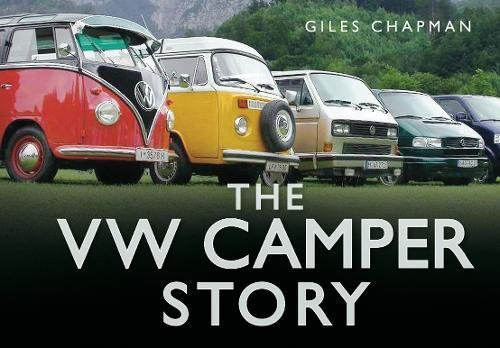 9780752464244: The VW Camper Story