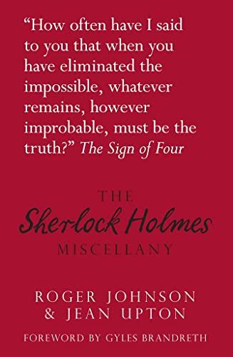 9780752471525: The Sherlock Holmes Miscellany