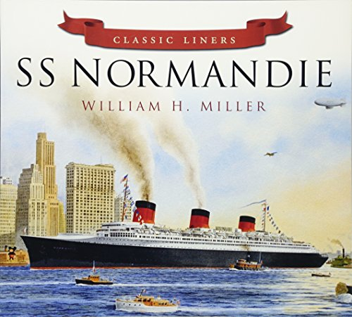 9780752488080: SS Normandie (Classic Liners)