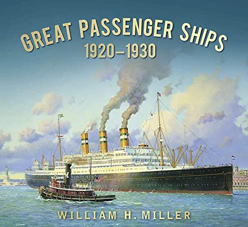 9780752488097: Great Passenger Ships: 1920-1930