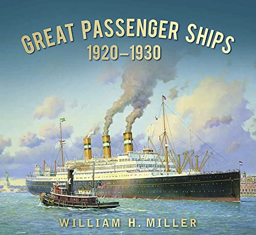 9780752488097: Great Passenger Ships 1920-1930