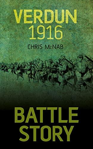 9780752488707: Battle Story: Verdun 1916